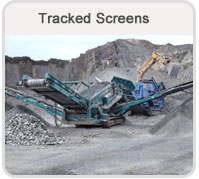 tracked screens