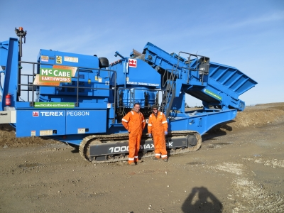Mobile Tracked Crusher 2