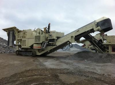 Mobile Tracked Crusher 5