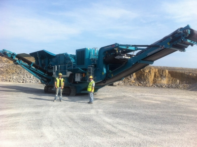 Mobile Tracked Crusher 6